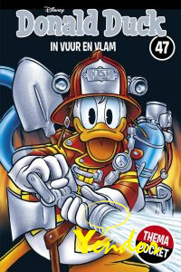 Donald Duck Dubbel Thema pocket 47