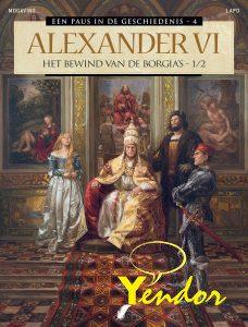 Paus in de geschiedenis, Een 4