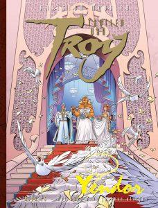 Trollen van Troy - softcovers 25