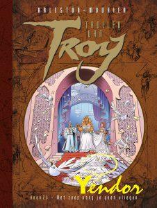 Trollen van Troy - hardcovers 25