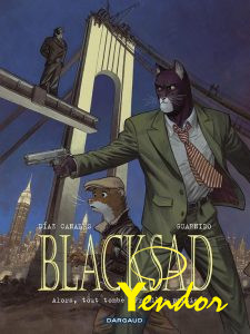Blacksad NYC