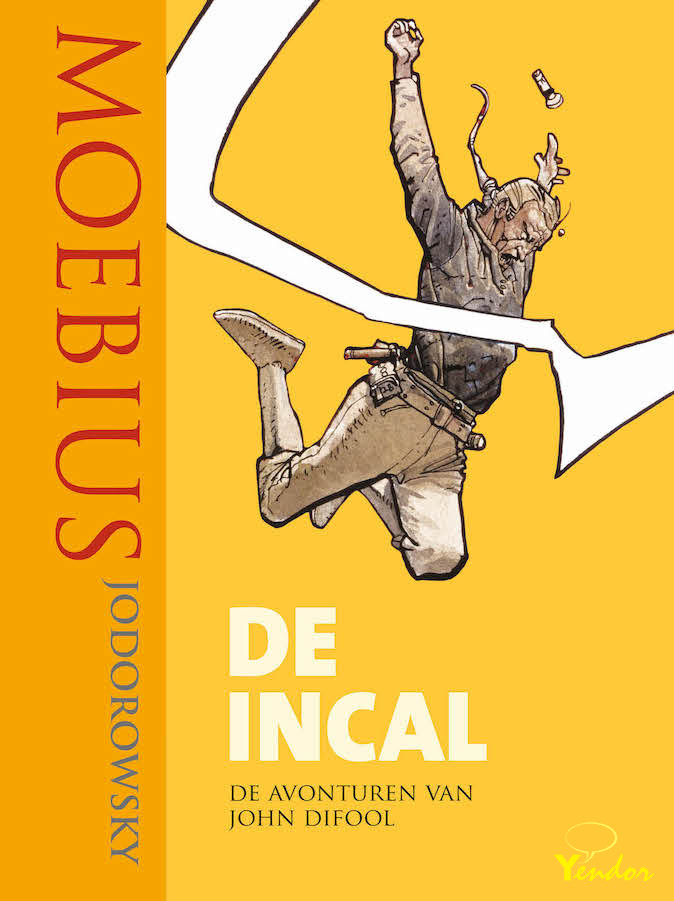 De Incal integraal, luxe editie