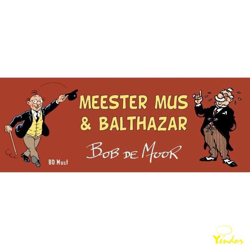 Meester Mus en Balthazar