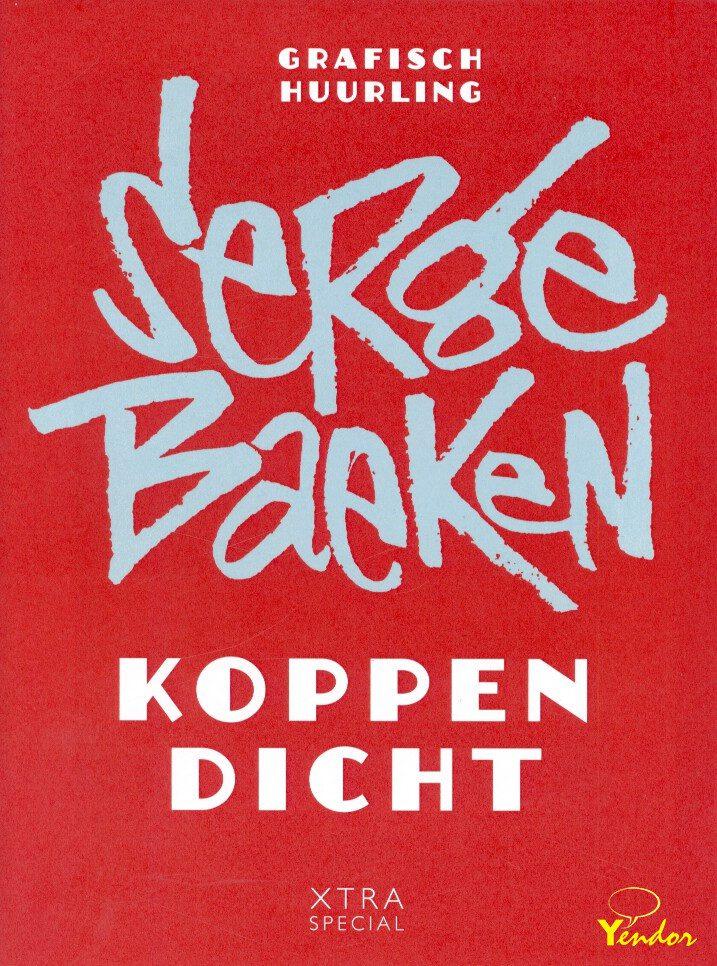 Serge Baeken - Koppen dicht - Portfolio