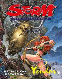 4. Storm - de kronieken van Roodhaar - softcovers 6