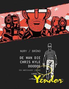 Man die Chris Kyle vermoordde, De 2