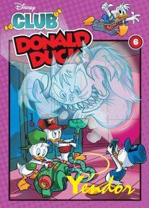 Donald Duck Club pocket 6