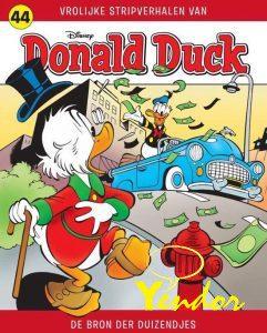 Donald Duck vrolijke stripverhalen 44